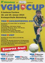 Einladung VGH-Cup 2014