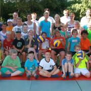 Helfer und Ferienkinder 2013